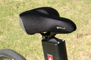 There is nothing better than a comfortable saddle to make your riding perfect.